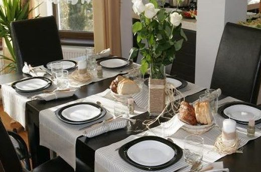 نقش غذا خوری در منزل