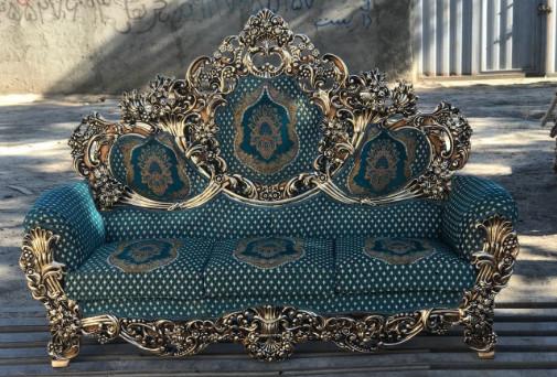 مبل سلطنتی طرح جدید